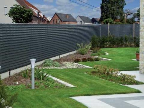 largeur lamelles de jardin